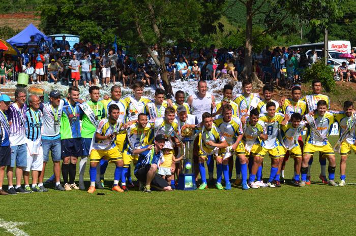 Na temporada 2016, União Campestre ficou com o título na categoria aspirante do Regional Aslivata