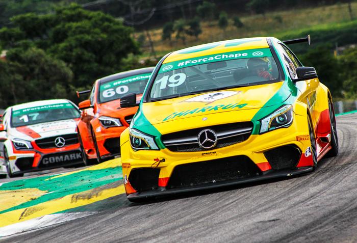 Piloto de Bom Retiro do Sul sagrou-se campeão brasileiro. Foto/Crédito: Felipe Augusto Fotografia