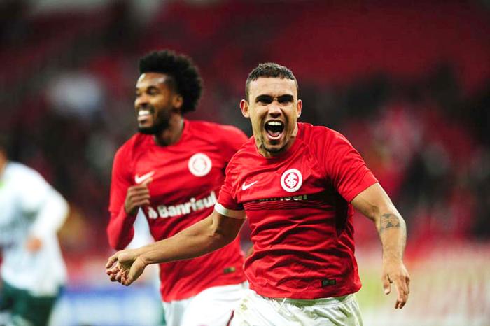 Pottker salva no fim, e Inter bate o Luverdense no Beira-Rio. Foto: Ricardo Duarte/Inter/Divulgação