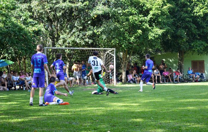 Piccinini está marcando seu sétimo gol na competição. Foto: João Jung/Aemaso