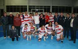 Equipe do Cosmos, atual campeão do Futsal do Sete estará fora da competição neste ano. A maioria de seus jogadores estará defendendo o elenco do Viracopos/Sírio Automóveis.