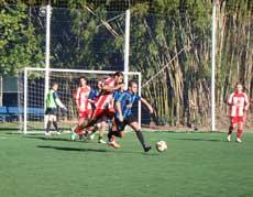 Tocafogo, de Pipoca, Ducho, Murilo & Cia passou com facilidades pelo EPTG.